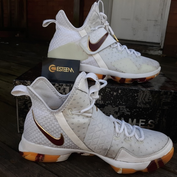 "Nike Other - Lebron 14 ""Cavs camo"""